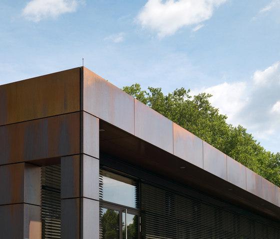 Tecu 174 Bond Facade Facade Design From Kme Architonic