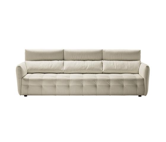 duvet divani poltrona frau architonic. Black Bedroom Furniture Sets. Home Design Ideas