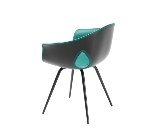 Ginger Ale by Poltrona Frau | Chairs