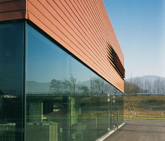 TECU® Classic | Facade by KME | Facade design