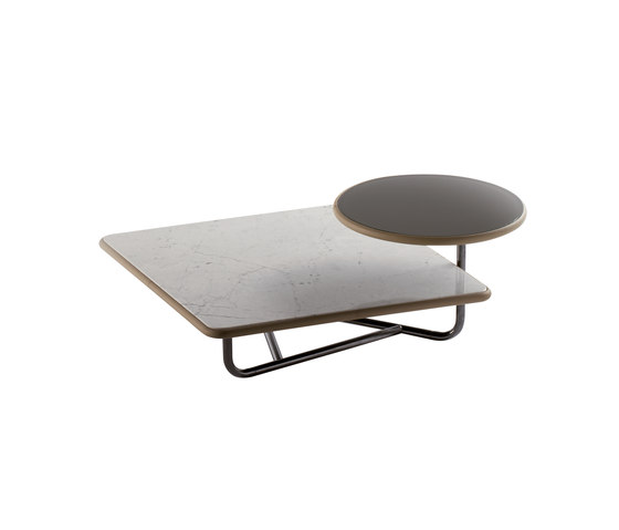 Trois by Poltrona Frau | Side tables