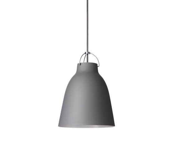 Caravaggio™ | Matt P2 Grey45 by Fritz Hansen | Suspended lights