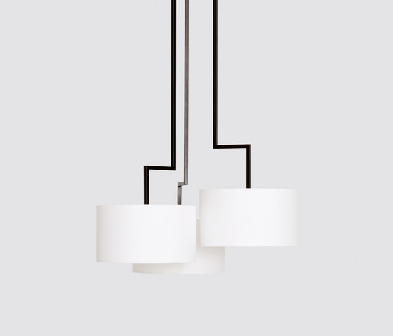 Noon 3 small by Zeitraum | Suspended lights