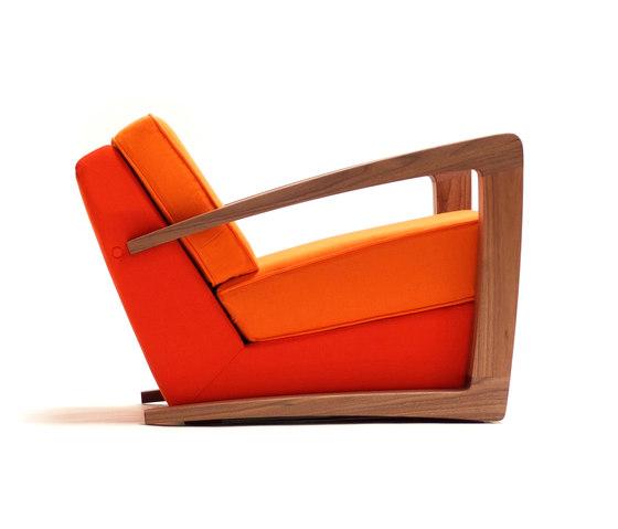 Kustom Armchair di Bark | Poltrone lounge