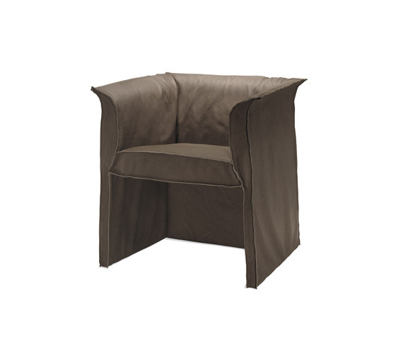Parentesi armchair di Frag | Sedie