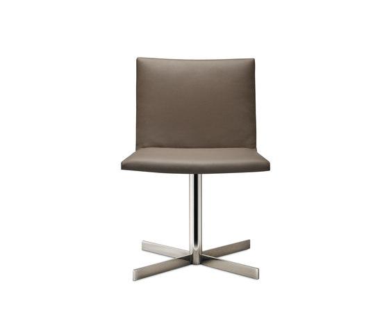 Kati X swivel chair von Frag | Restaurantstühle