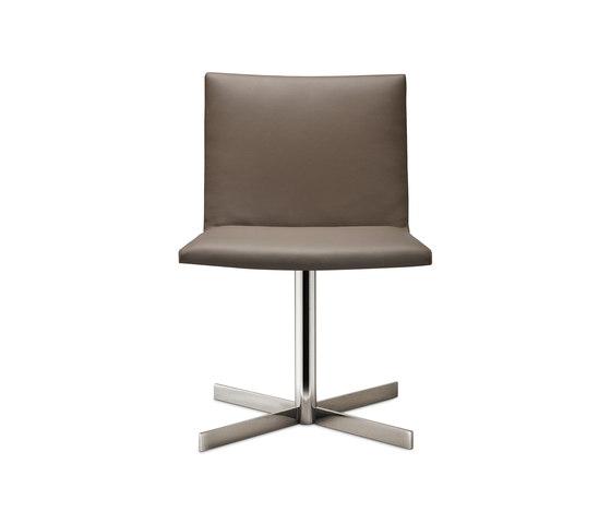 Kati X | swivel chair von Frag | Restaurantstühle