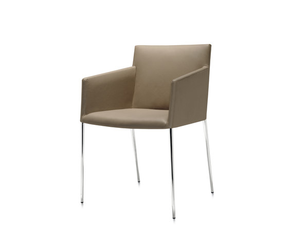 Kati P armchair by Frag | Visitors chairs / Side chairs