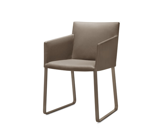 Kati PZ armchair by Frag | Visitors chairs / Side chairs