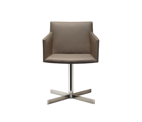 Kati PX swivel armchair by Frag | Visitors chairs / Side chairs