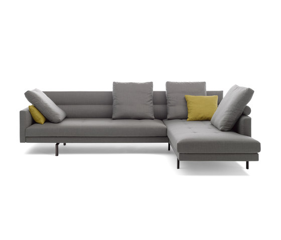 Gordon 495 corner sofa by Walter Knoll | Sofas