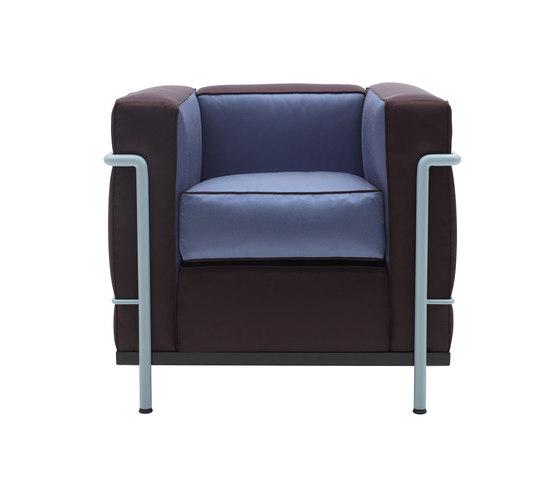 lc2 de cassina maison la roche fauteuil canap. Black Bedroom Furniture Sets. Home Design Ideas