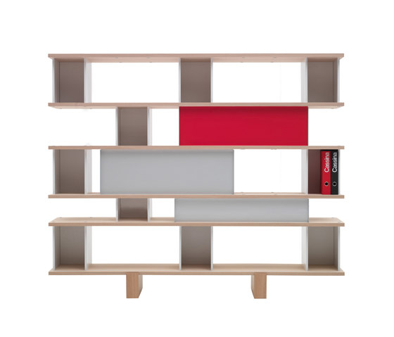 526 Nuage Bibliothèque by Cassina | Shelving systems