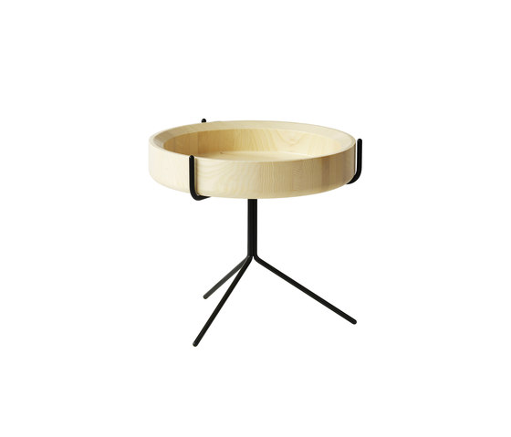 Drum table di Swedese | Tavolini d'appoggio