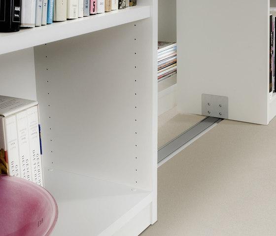 Rima interior system by raumplus | Shelves