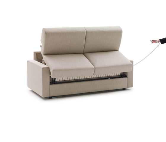 Lampo Motion by Milano Bedding | Sofa beds