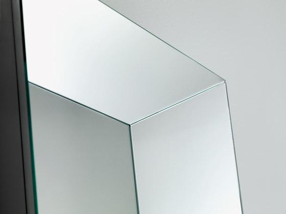 Leon Battista by Glas Italia | Mirrors