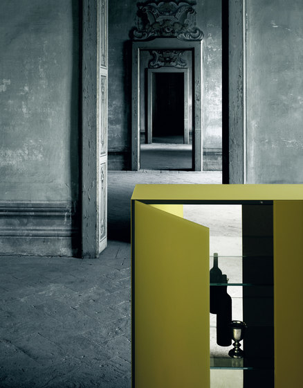 Magic Box by Glas Italia | Sideboards