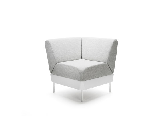 Addit Corner Unit by Lammhults | Armchairs