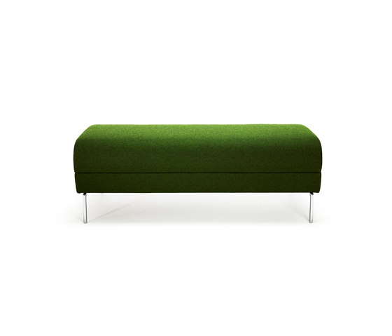 Addit Footstool large by Lammhults | Modular seating elements