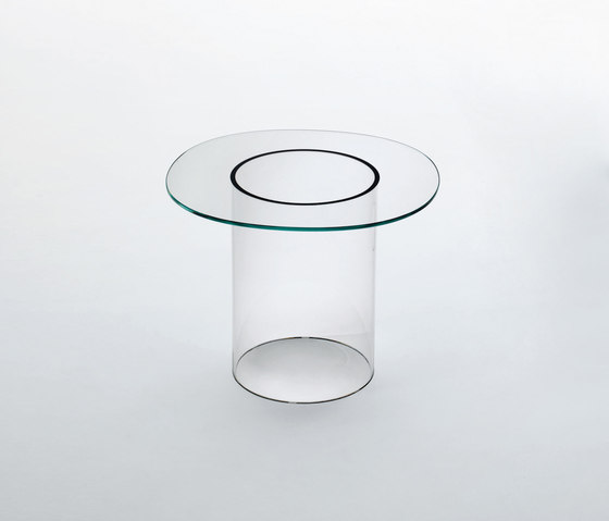 Roound by Glas Italia | Side tables