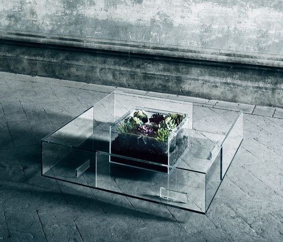 Seasons de Glas Italia | Tables basses