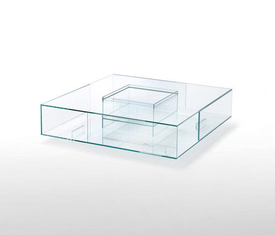 Seasons von Glas Italia | Couchtische