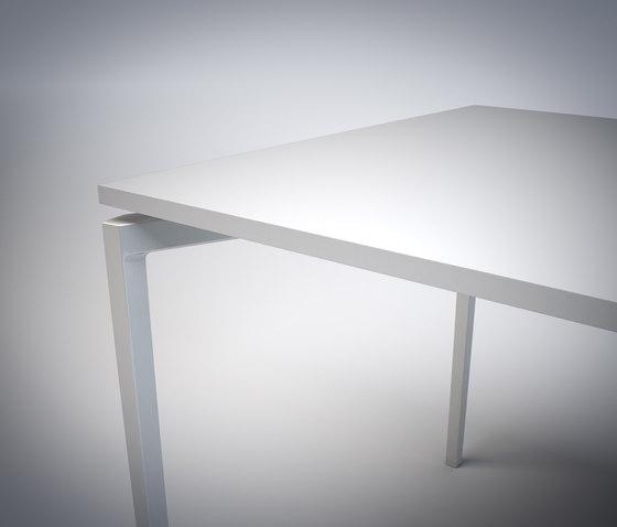 Archal Table de Lammhults | Bureaux individuels
