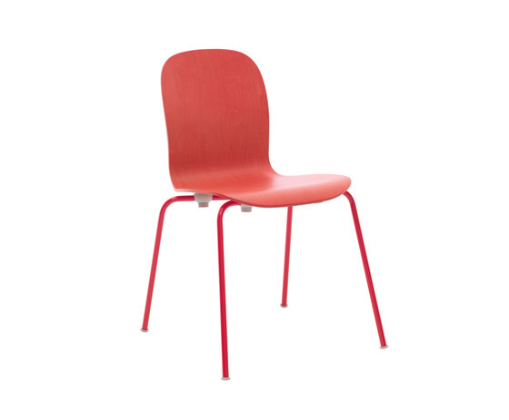 Tate Color Chair de Cappellini | Sillas de visita