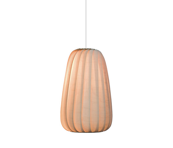 ST906 Pendant Birch by Tom Rossau | Suspended lights