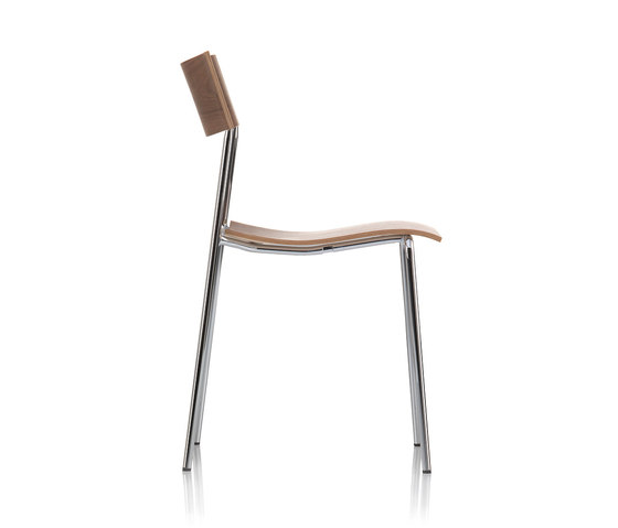 Campus Chair by Lammhults | Visitors chairs / Side chairs