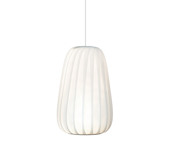 ST906 Pendant PP White by Tom Rossau | General lighting
