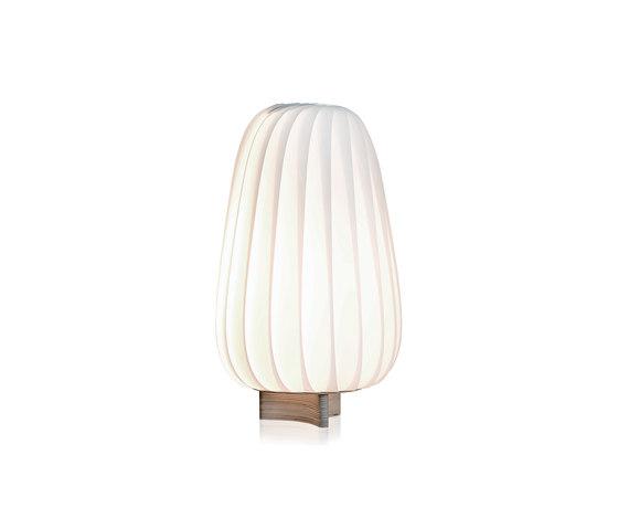 ST906 Table PP White de Tom Rossau | Luminaires de table