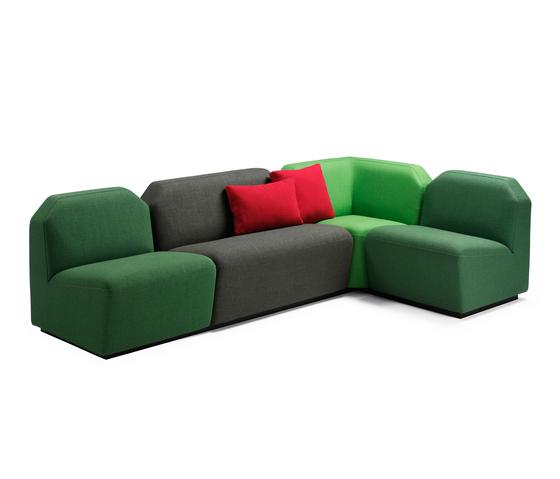 Cumulus by Mitab | Lounge sofas