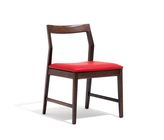 Krusin Side Chair von Knoll International | Restaurantstühle