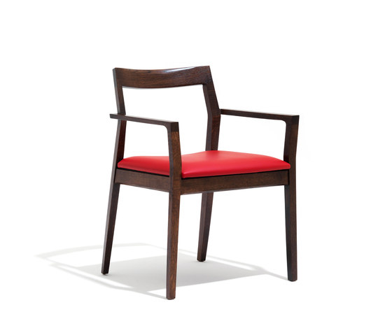 Krusin Side Chair de Knoll International | Sillas para restaurantes