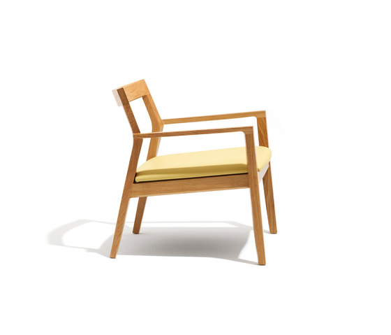 Krusin Lounge Chair von Knoll International | Loungesessel