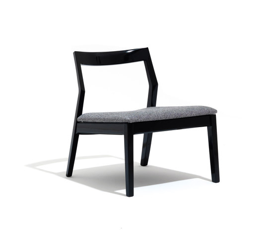 Krusin Lounge Chair de Knoll International | Fauteuils d'attente