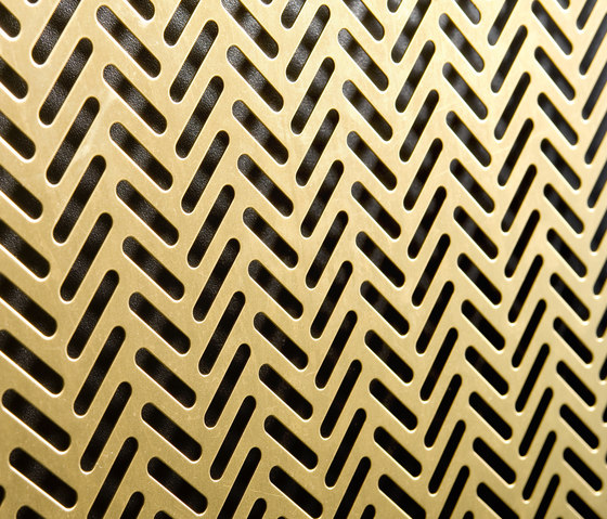 TECU® Brass_punch | Material von KME | Bleche