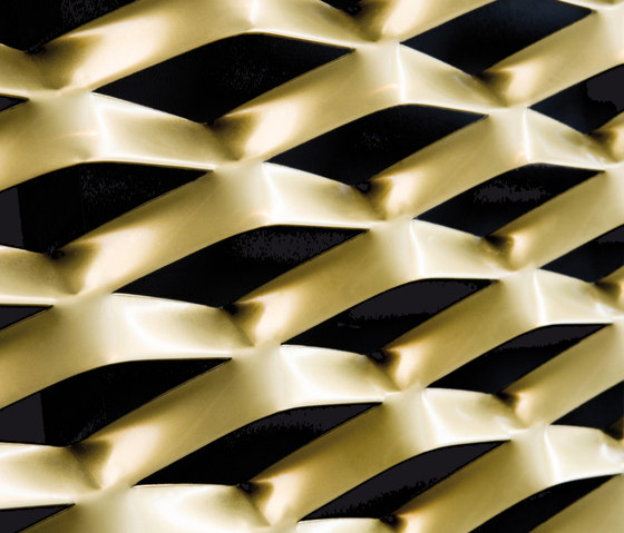 TECU® Gold_mesh | Material by KME | Sheets / panels