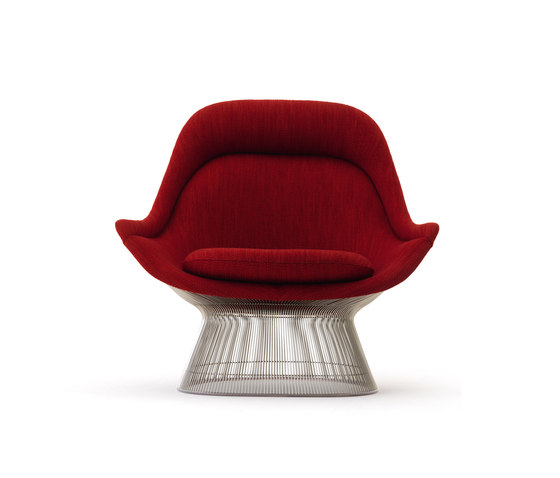 Platner Easy Chair von Knoll International | Loungesessel