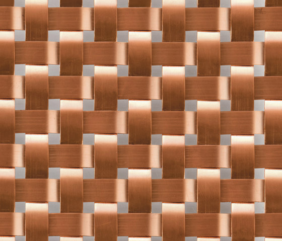 TECU® Brass_weave | Material by KME | Sheets
