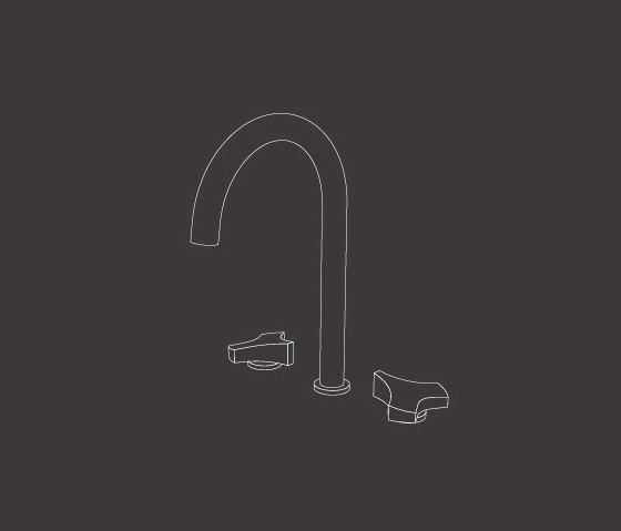Ziqq ZIQ12 by CEADESIGN | Wash basin taps