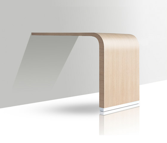 Brunch Wall by lapalma | Console tables