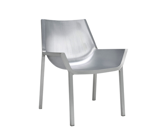 Sezz Lounge chair de emeco | Chaises de restaurant