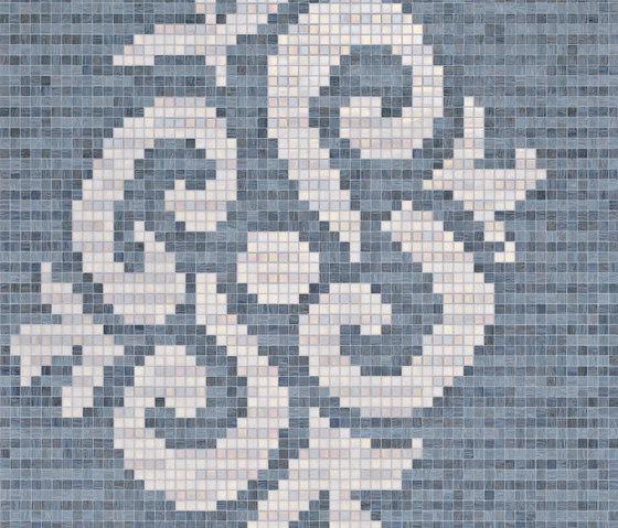 Ginseng Grey by Bisazza | Glass mosaics