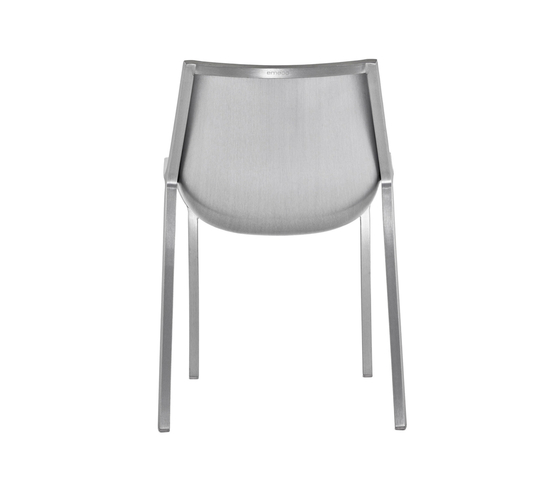 Sezz Side chair de emeco | Chaises de restaurant