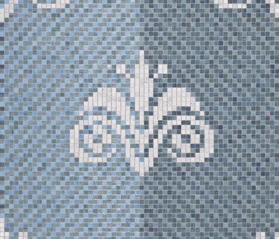 Palmira Grey von Bisazza | Glas-Mosaike
