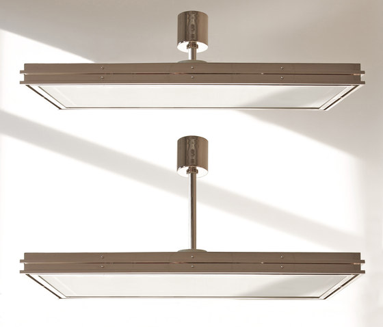 "Pendant Lamp ""Tempelhof "" in the style of the German Modernism by ZEITLOS – BERLIN 
