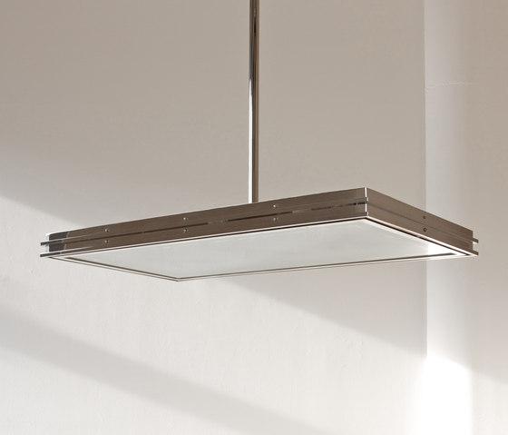 "Pendant Lamp ""Tempelhof "" in the style of the German Modernism by ZEITLOS – BERLIN | General lighting"